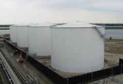 4 CS Tanks, 12.500 m³