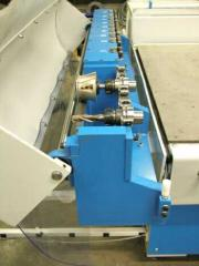 Défonçeuse à commande numérique digitale CNC Def 1000 Speedo