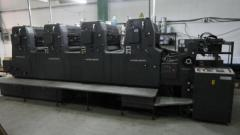 Equipment for offset printing