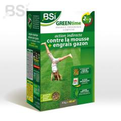 Engrais organique pour gazon GREENtime NPK 6-3-13