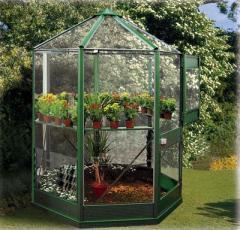 Orangerie 'Heptagonal 1' (7-hoekig) 2,79