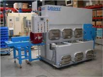 Industrial cleaning machines For the chemistry and