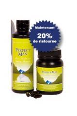 Supplément nutritionnel pour l'homme Perfect