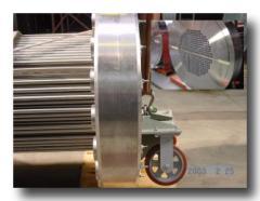 Heat exchangers for Nickel mining