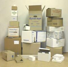 Boîtes de réemploi