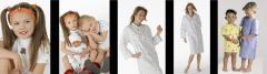 Vêtements patients
