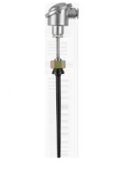 Metal sheath thermoelectric temperature