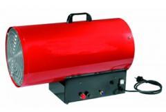 Heat cannons