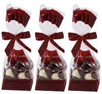 Sachet Valentin cadeau 12 x 180 g