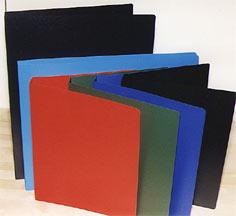 Classeurs polypro  8/10 et 12/10 opaque