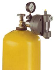 Equipment for the stabilization of pH of water