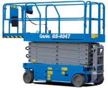 Self-propelled electrical and battery stackers