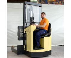 Fork electrical and battery lift loaders