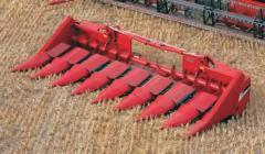 Harvesting combines