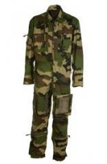 Vêtements de combat