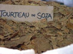 Tourteaux de soya