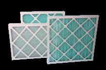 Filter cardboards