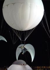 Hélium pour l'aéronautique