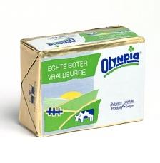 Beurre frais 250 g
