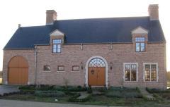Vieux-Gothique Brique de Baekel