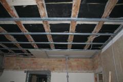 Isolation des murs, sols et plafonds