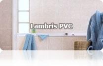Le  lambris PVC
