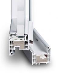 Portes et fenêtres en PVC - Serie 3000