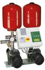 Pumps for systems of water supply