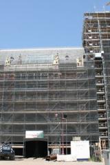 Échafaudage de façade Allround
