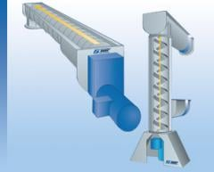 Shaftless Screw Conveyors Sc