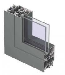 Systèmes de fenêtres Concept System 68