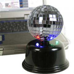 Office disco mirrorball