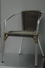 Chaises métal et aluminium