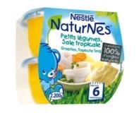 Aliments pour bébé NaturNes