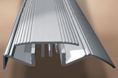 Skirtings 3 for 1 Aluminium