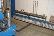 Condensate drain collector