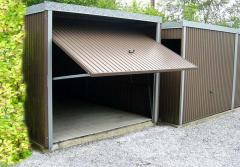 Garages métalliques