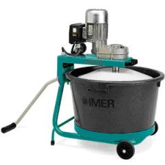 Mortar-mixer