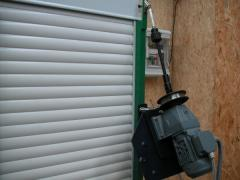 Test rig for rolling shutter