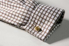 Chemises brodée