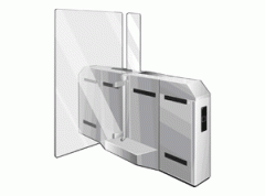 Reduced Mobility Compliant Swing Gate - Matching
