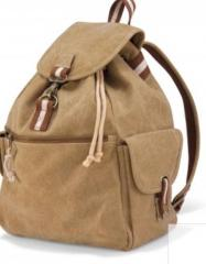 Desert Canvas Backpack - Sac Messager
