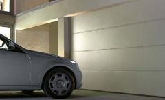 Portes sectionnelles de garage