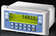 The D 410 electronic terminal