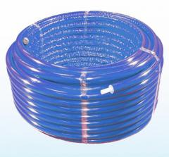 Protective hoses for wires