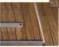 Panelboard parquet