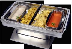 Le buffet vapeur 8111
