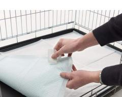 Absorbent bedding for animals