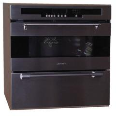 Cabinets for preheating dishes