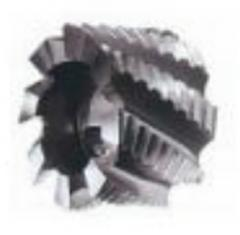 Mills with bore 01404